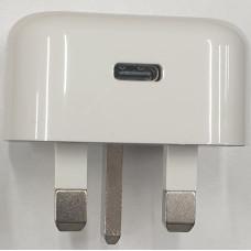 Type-C- Plug White