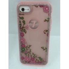 3 PC Gel Pink Flower