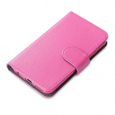 Leather Book  Pink