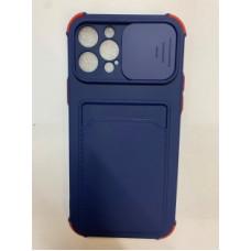 Card/Camera Cocver Blue