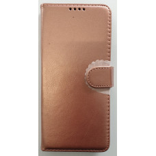 Leather Book Rose Gold