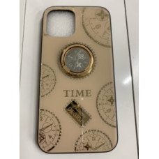 Clock Case Gold