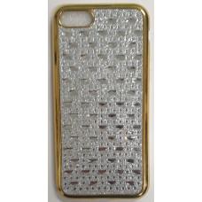 Gold Edge Diamond White