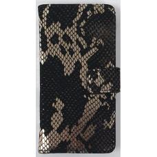 Shine Leopard Book Black