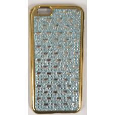 Gold Edge Diamond Blue