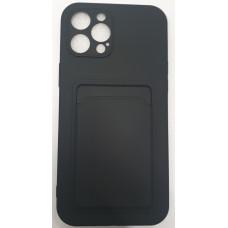 Card Case Gel Black
